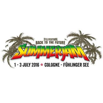 Summerjam 2016 - WDR Rockpalast - David Schwager - Balance Engineer