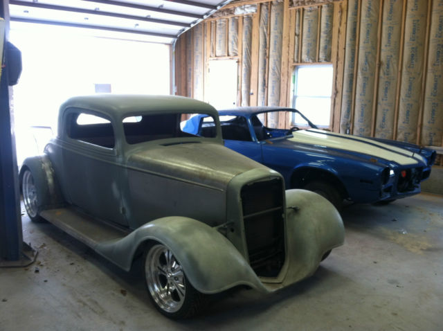 1934 Chevy Rat Rod Craigslist