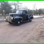 1946 Ford Pickup Classic Flathead V8 83 665 Miles Manual Transmission For Sale Ford F 100 1946 For Sale In Cotopaxi Colorado United States