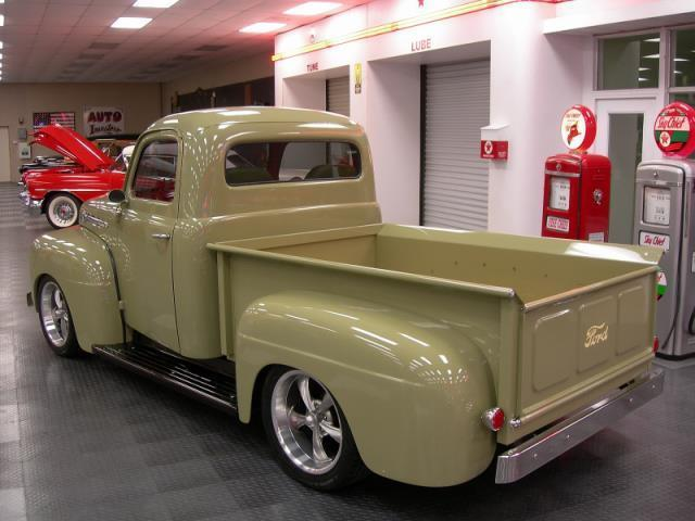 1952 Ford F1 F100 Street Rod Pick Up For Sale