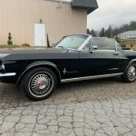 1967 Ford Mustang Convertible 289 Raven Black All Original Panels Extremely Nice For Sale Ford Mustang 1967 For Sale In Mount Hope West Virginia United States