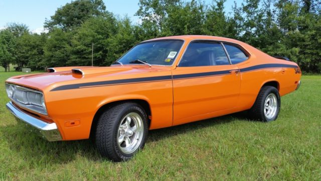 1971 Plymouth Duster 340 For Sale