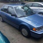 1991 Honda Civic Ef Sedan Ef9 Ef8 Ef2 Ek9 Ej1 Eg6 Jdm For Sale Honda Civic 1991 For Sale In Sacramento California United States