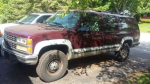 1993 Suburban 2500 4x4 454 for sale  GMC Suburban 1993