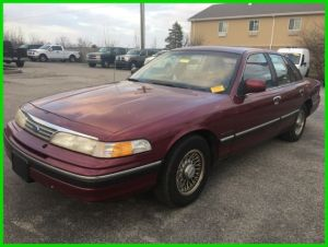 Used 93 Ford Crown Victoria LX 46L V8 Auto Sedan Premium