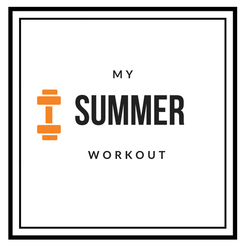 Summer Workout Graphic