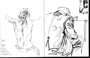 Christ en Croix - Champaigne