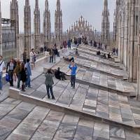 Il Duomo Milano Roof