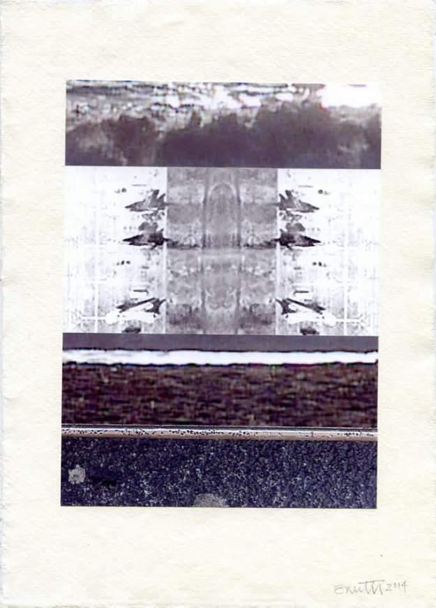 Nulla in mundo pax sincera - collage by David Smith