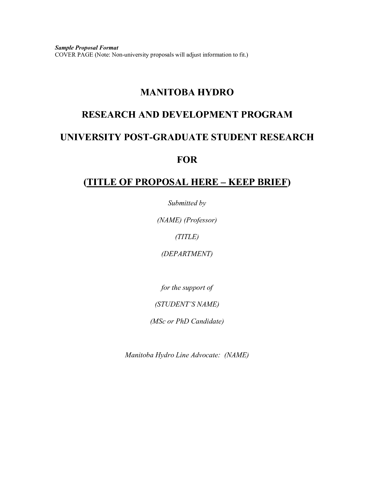 example of research proposal cover page example of a thesis 4d hypercube rpg 2