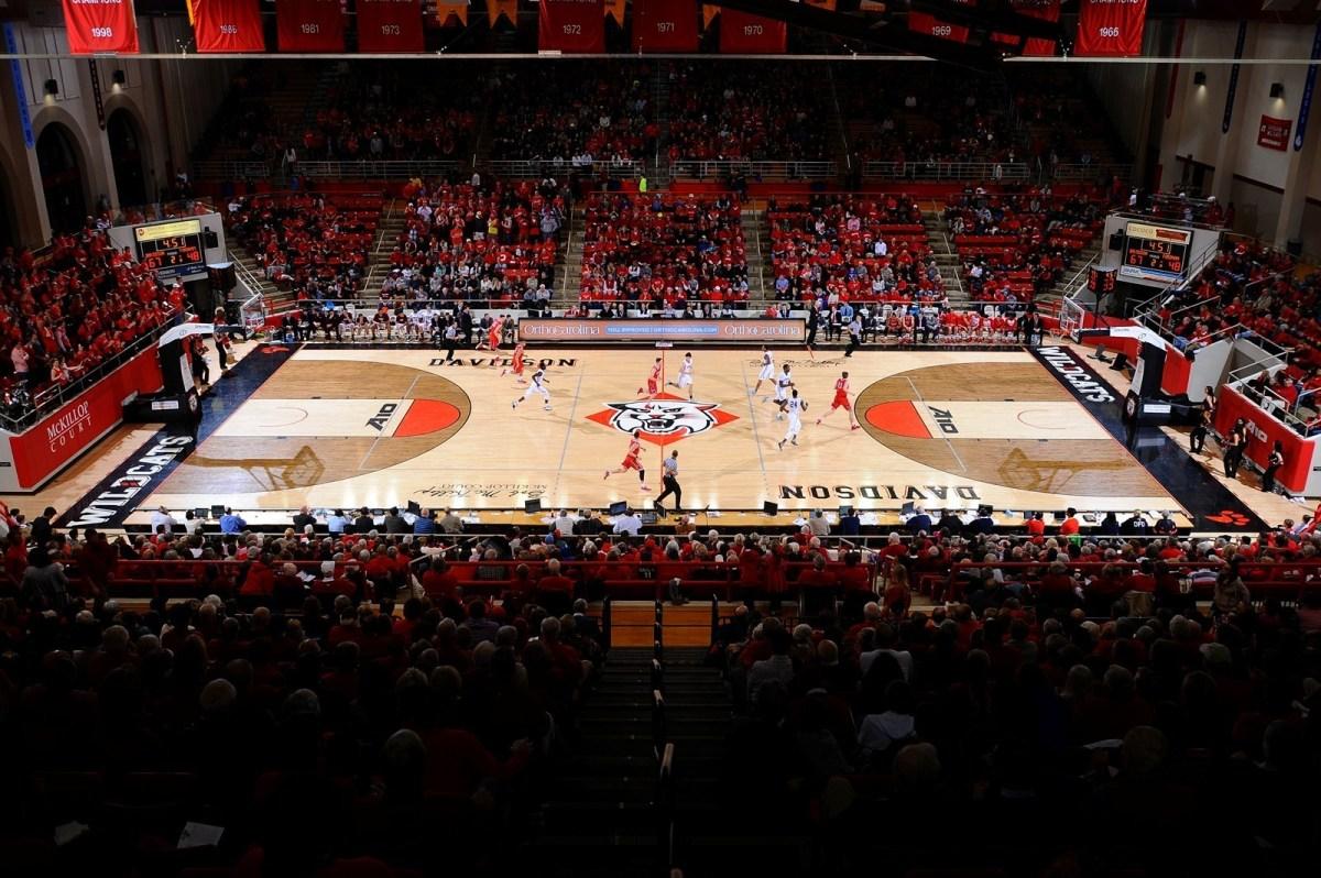 John M. Belk Arena - Facilities - Davidson College Athletics