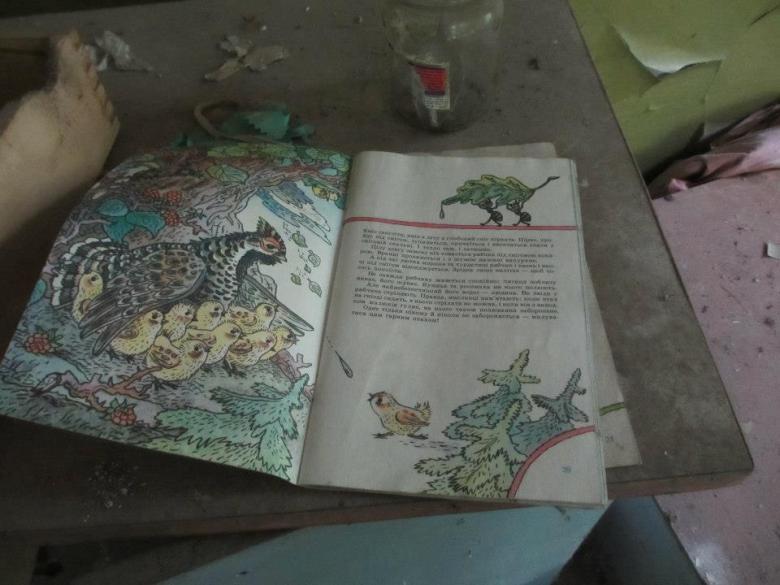 En barnbok.