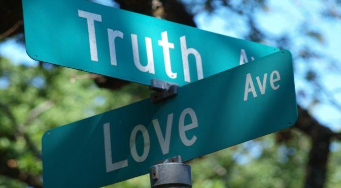 Speaking the Truth in Love ¦ Video - David Steele