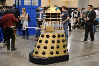 Dr. Who Robot