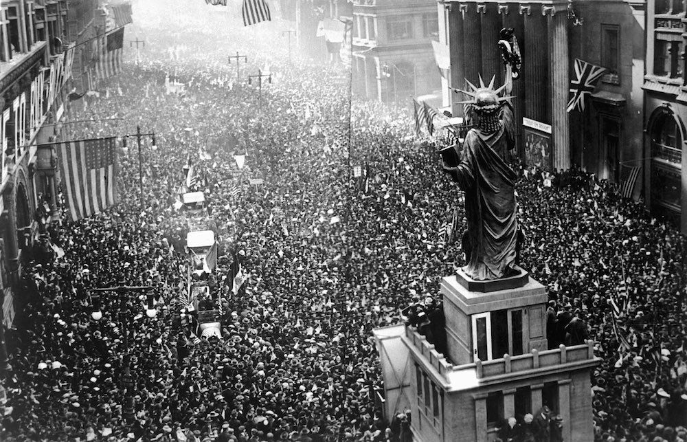 A New Armistice Day – Let's Try Democracy