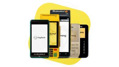 Foto de Ganhe Dinheiro com Recarga de celular na máquina de cartão do PagSeguro
