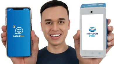 Foto de Como passar o Cartão de débito virtual caixa na Point Smart