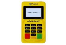 Foto de Minizinha NFC – Nova Máquina de cartão do Pagseguro