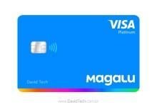 cartão Magalu