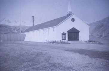 Attu, Alaska - Chapel