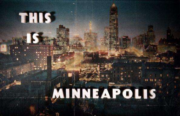 This is Minneapolis