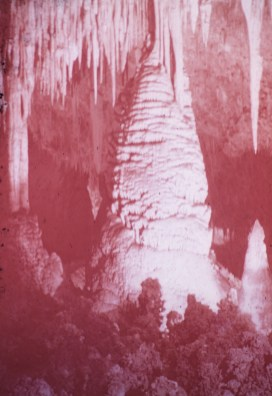 Carlsbad Caverns - Temple of the Sun