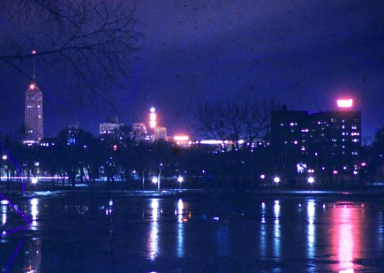 Minneapolis - Minneapolis Skyline