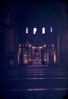 Cathedral of St. Paul - Altar