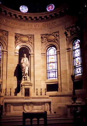 Cathedral of St. Paul - Joseph Chapel
