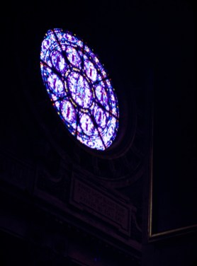 Cathedral of St. Paul - Rose Window
