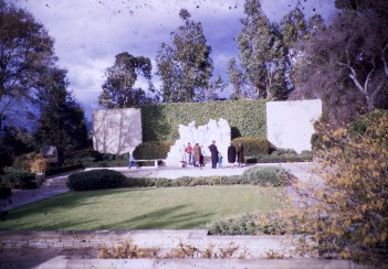 Forest Lawn - Mystery of Life Garden