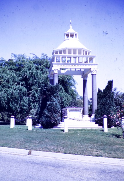Forest Lawn - Santa Sabina Temple
