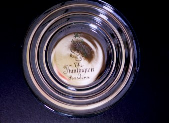 Huntington Library and Art Gallery - Ash tray