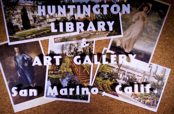 Huntington Library and Art Gallery - Huntington Library - Art Gallery - San Marino, California