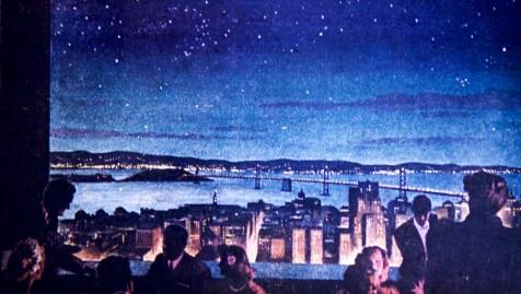 """San Francisco - Top of Mark """"Frisco"""""""
