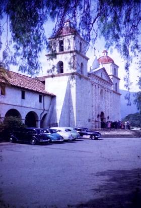 Santa Barbara - Mission