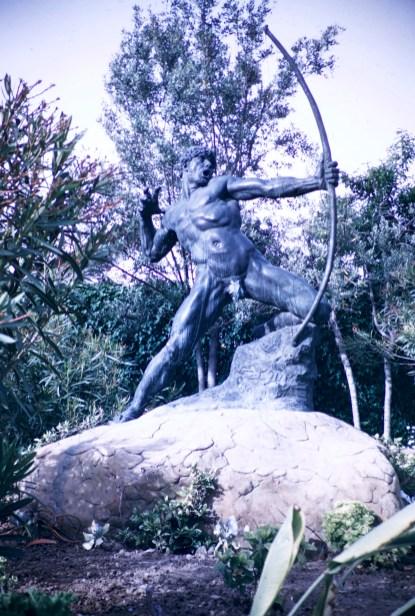 Santa Barbara - The Archer - El Presidio