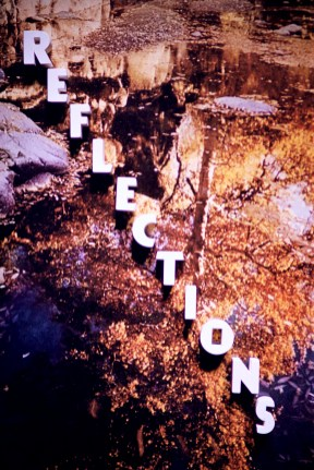 Title Cards - Reflections