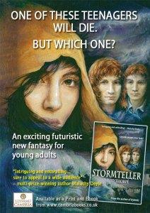Stormteller poster