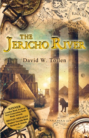 teach history Western Civilization: The Jericho River cover