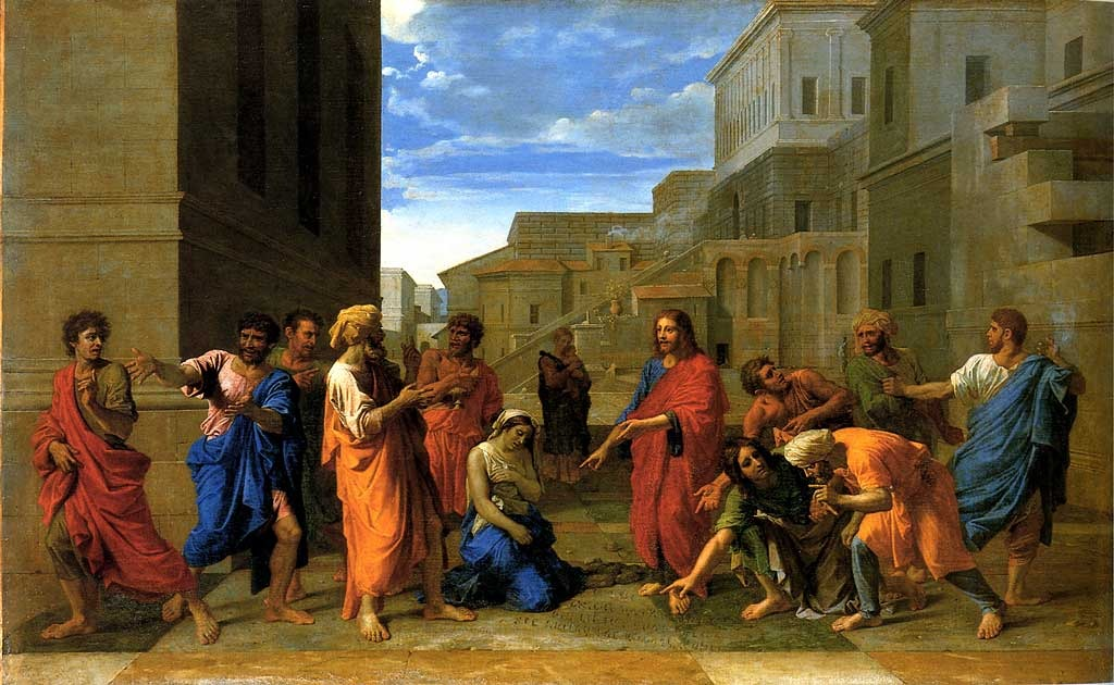The Mystery of John 8:1-11- The Adulterous Woman
