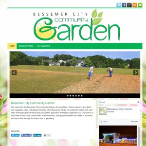 The Bessemer City Community Garden