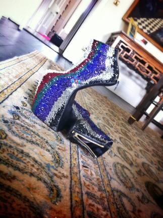 Daphs Cosmic Shoes