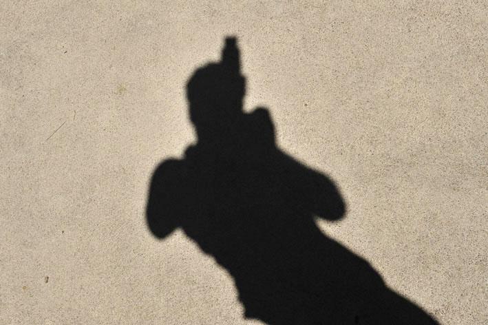 La sombra del fotógrafo