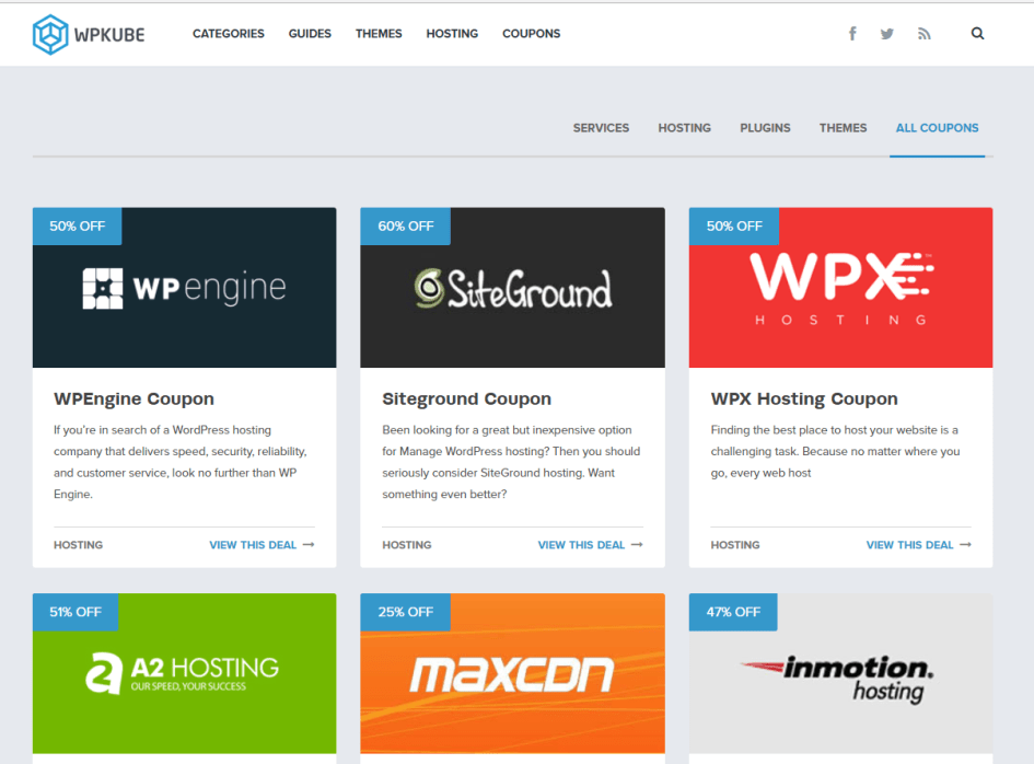 WordPress Themes by wpkube