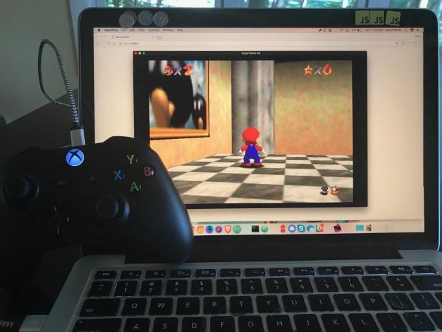 Super Mario 64 Emulator