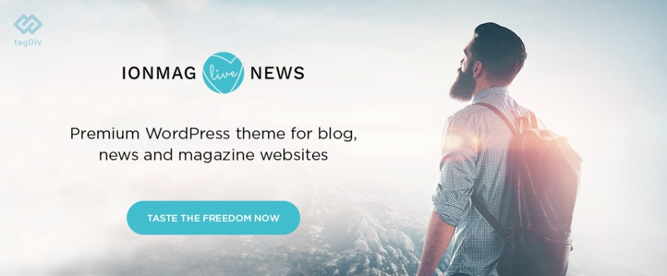 ionMag  Premium News WordPress Theme