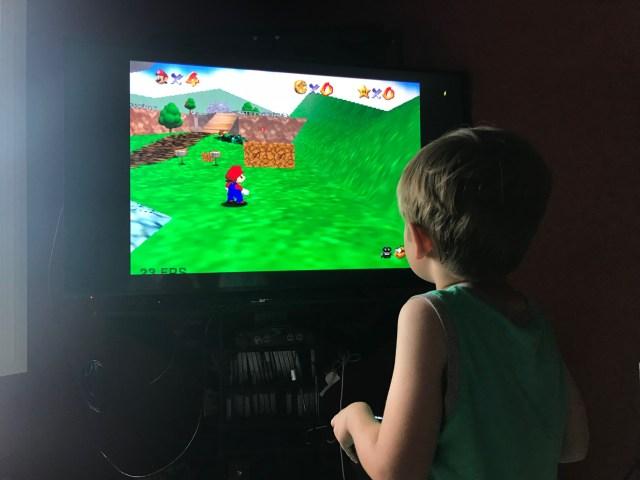 Resultado de imagen para retro gaming kid
