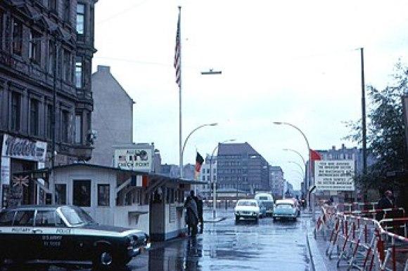 Berlin, 1984 – David Winch, writer/editor