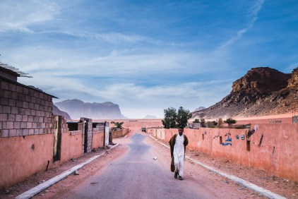 Wadi Rum Village, 2013.